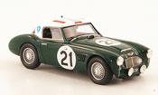 Austin Healey 3000 No.21 Stoop Beckaert 24h Le Mans 1961