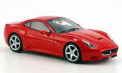 Ferrari California 2008 rosso geschlossen