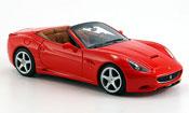 Ferrari California 2008 rosso offen