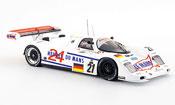 Porsche 962 1993 No.21 Siebter Le Mans