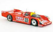 Porsche 962 1988  No.33  Zehnter Le Mans Spark