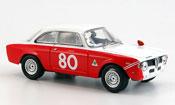 Alfa Romeo Giulia 1600 GTA 1600 gta no.80 giunti vallelunga 1967