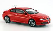 Alfa Romeo GT 2000 jtds rosso progressive 2007