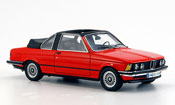 Bmw 323 (E21) Baur Cabriolet red 1979