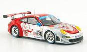 Porsche 997 GT3 RSR 2008 No.80 Le Mans