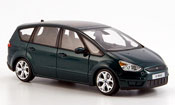 Ford S Max green 2006