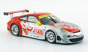 Porsche 997 GT3 RSR 2008  Team Flying Lizard Le Mans Minichamps