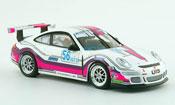 Porsche 997 GT3 Cup 2008 Team Snow Racing Le Mans