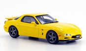 Mazda RX7 1997 RS R yellow 1997