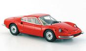 Ferrari 246   246 gt dino rosso Kyosho
