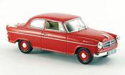 Borgward Isabella Limousine red 1960