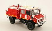 Unimog U 5000 Pompiers de Marseille pompier