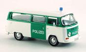 Volkswagen Combi t2 bulli police fensterbus