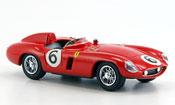 Ferrari 750 miniature monza goodwood 1955