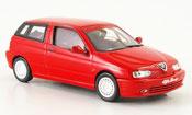Alfa Romeo 145 presentation white 1997