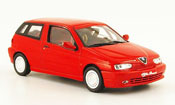 Miniature Alfa Romeo 145   presentation rouge 1997