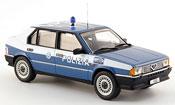 Alfa Romeo 33 police squadra volante 1985
