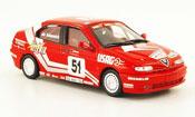 Miniature Alfa Romeo 146   no.51 de adamich challenge 1998