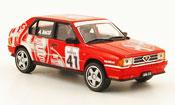 Alfa Romeo 33 miniature no.41 a.bacci c.i.v.t. 1995