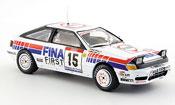 Toyota Celica GT4 no.15 duez wicha korsika rally 1991