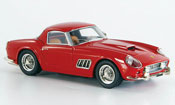 Ferrari 250 Spyder california rosso hard top