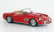 Ferrari 250 Spyder california offen rosso