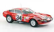 Ferrari 365 GTB/4 no.34 siebter le mans 1972