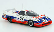 Peugeot WM miniature 1979 no.51 le mans P79