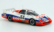 Peugeot WM miniature 1979 no.53 le mans P79