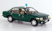 Opel Rekord   e police hamburg Schuco