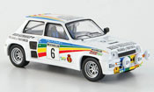 Renault 5 Turbo  2 no.6 rally teneriffa 1983 MCW