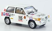 Seat Panda 45 no.115 rally madrid 1981