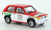 Seat Panda no. 17 rally talavera 1982