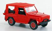 Peugeot P4 gelandewagen pompier 1981