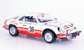 Renault Alpine A110 no.36 rally monte carlo 1973
