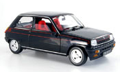 Renault 5 Alpine  black 1977 Solido