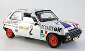 Renault 5 Alpine no.2 lajournade 1977