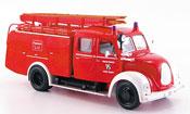 TLF 16 Merkur red white firefighter