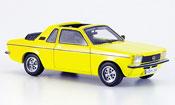 Opel Kadett C aero amarilo 1978