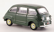 Fiat 600 D Multipla Polizia Stradale police 1960