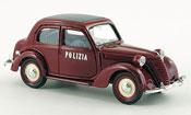 Fiat 1100 1950 E Polizia Stradale police