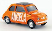 Fiat 500 Angela uber alles