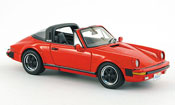 Porsche 911 Targa  Carrera Targa rouge USA Version 1985 Neo