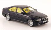Bmw M5 miniature E39 noire 2002