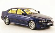Bmw M5 miniature E39 bleu 2002