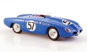Panhard DB HBR 1953 No.57 Le Mans