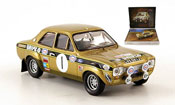 Ford Escort miniature MK1 No.1 Uniflo Sieger Dunkeries Rally 1972