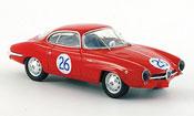 Alfa Romeo Giulietta Sprint speciale no.26 targa florio 1961