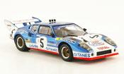 Ligier JS2 miniature No.5 Total 24h Le Mans 1975