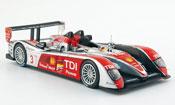 Audi R10 2008 TDI No.3 S 24h Le Mans